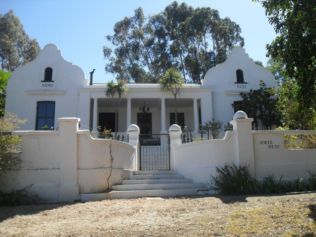 Soete Huys Guesthouse