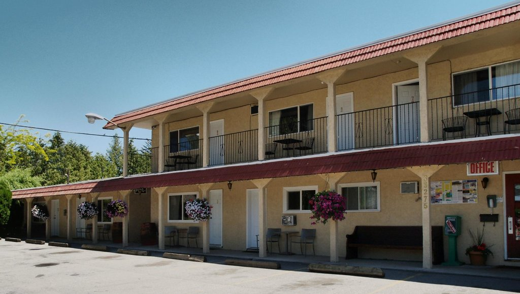 Maple Leaf Motel and RV Campground  Resort