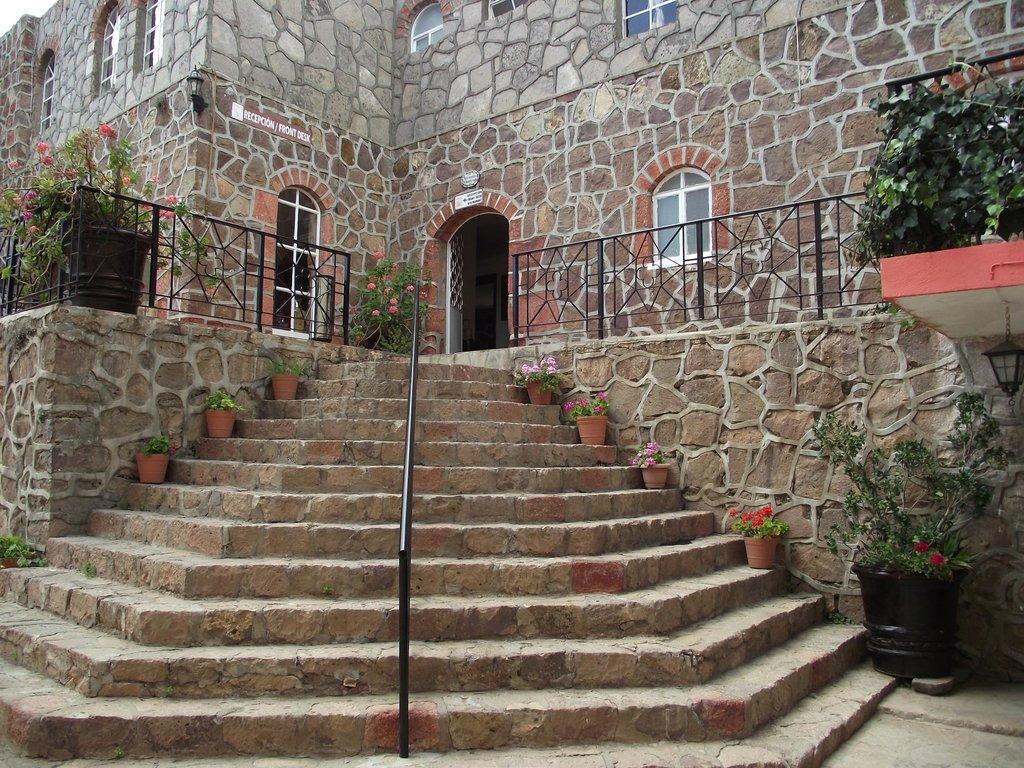 Casa del Gobernador Hotel Petite Suite