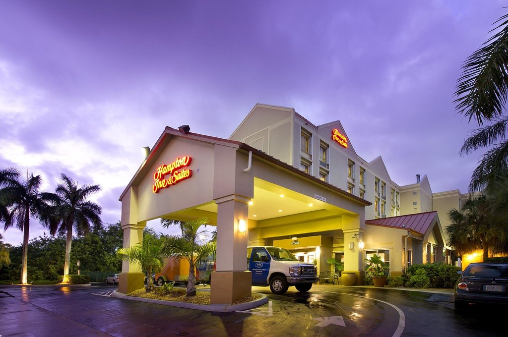 Hampton Inn & Suites Ft. Lauderdale-Airport/South Cruise Port