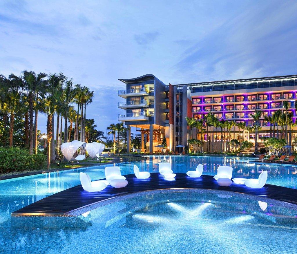 新加坡聖淘沙灣酒店