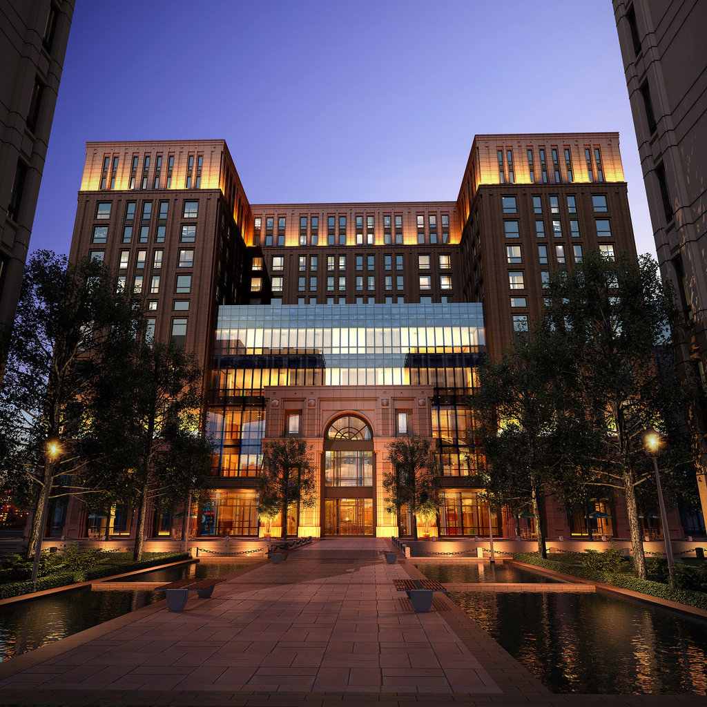 The Qube Hotel Xinqiao
