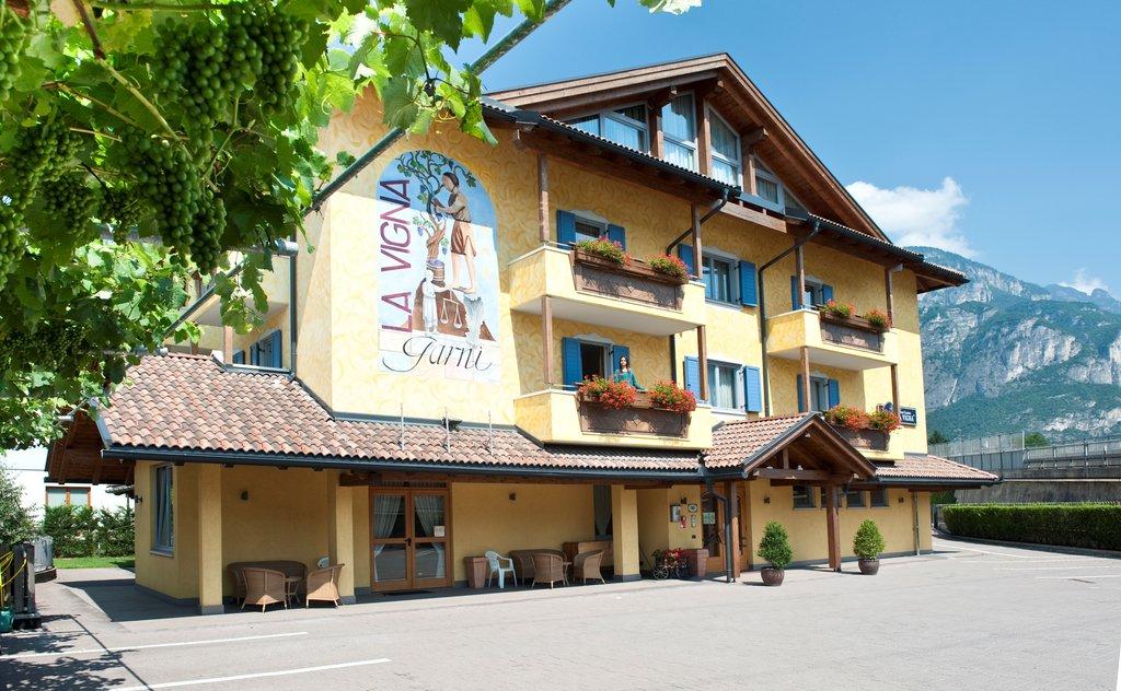 Hotel Garni La Vigna B&B