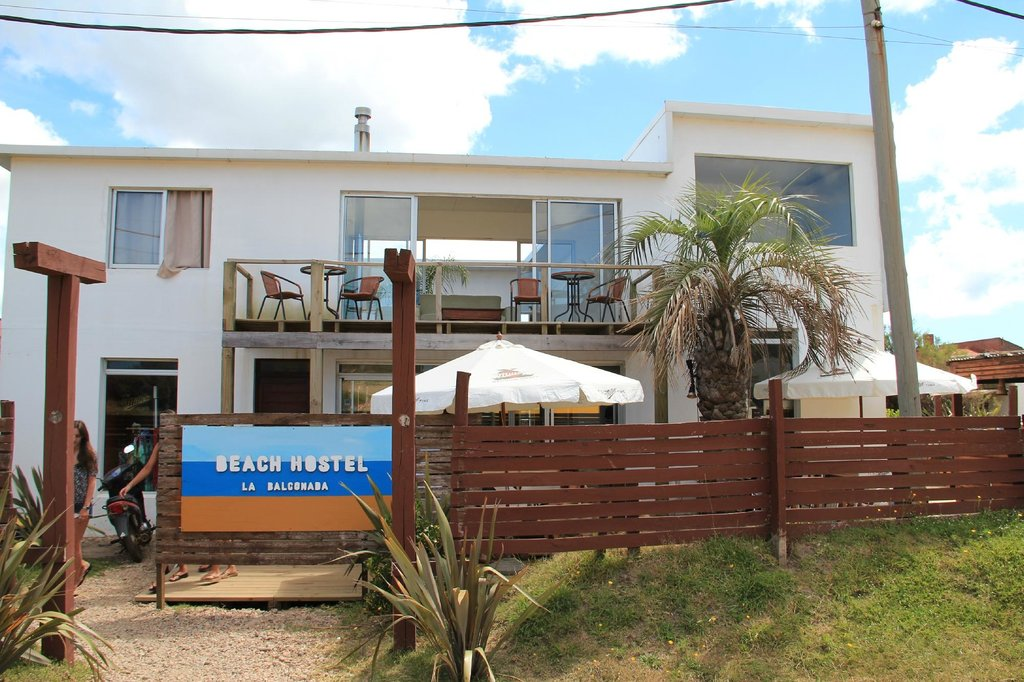 Beach Hostel La Balconada