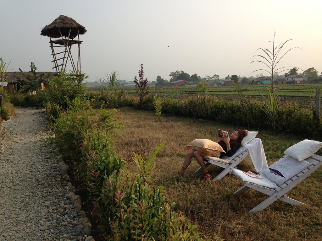 Chitwan Bamboo Lodge