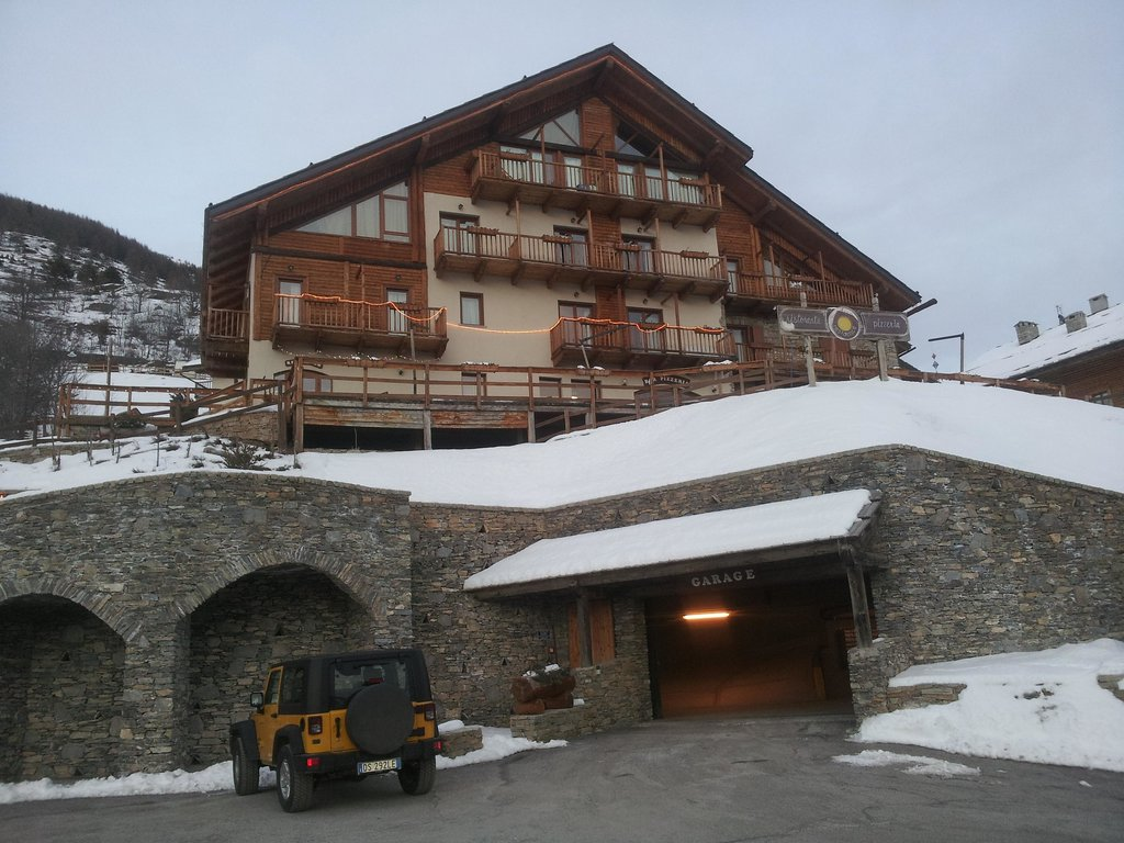 Hotel Residence Cianfuran Bardonecchia