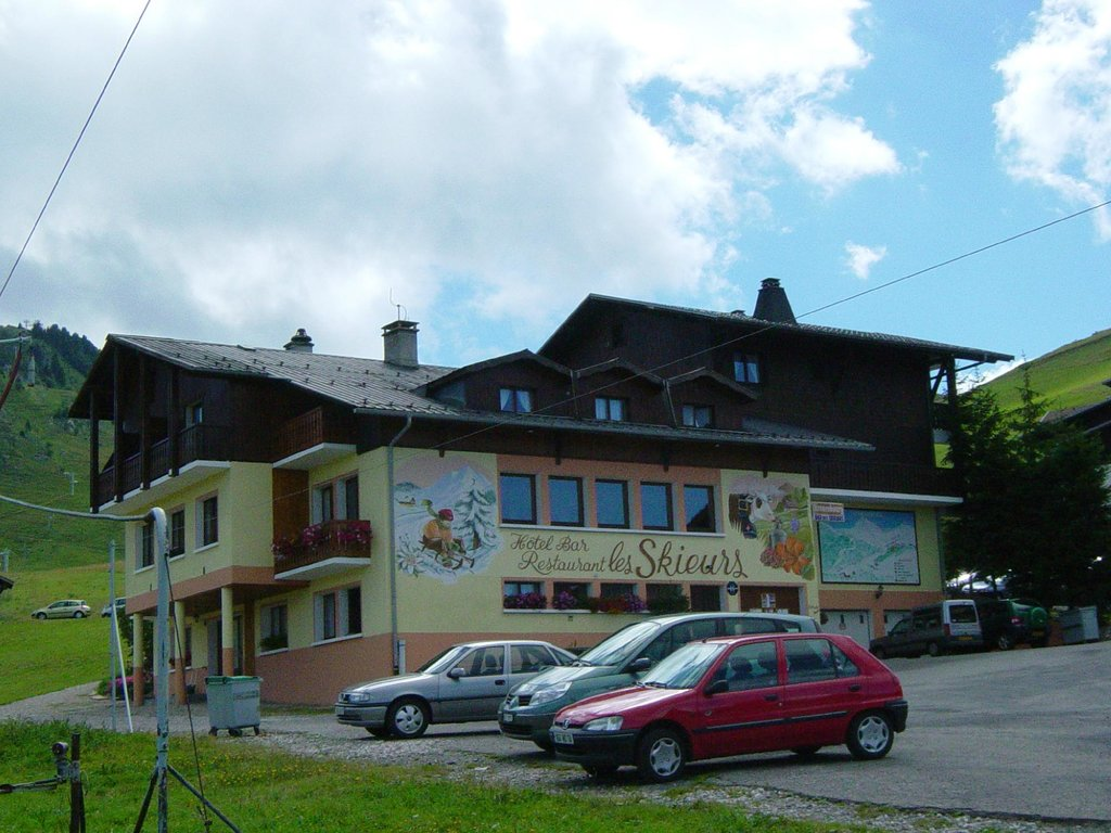 Hotel les Skieurs