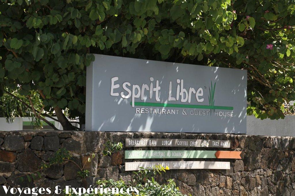 Esprit-Libre Restaurant & Guest-House