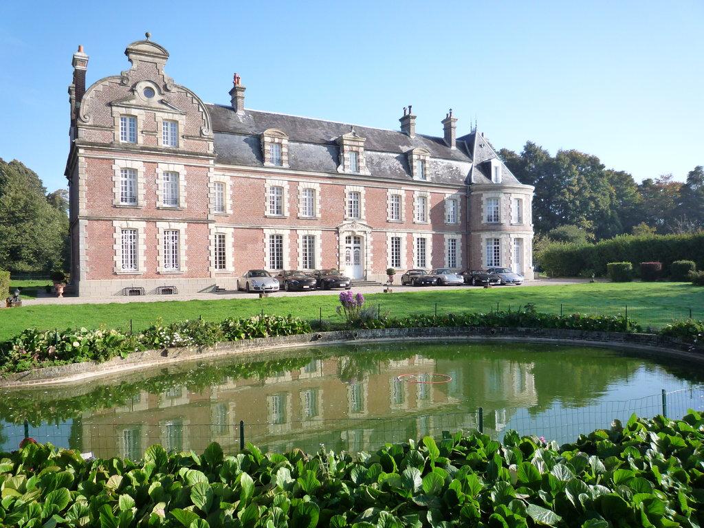 Chateau de Behen