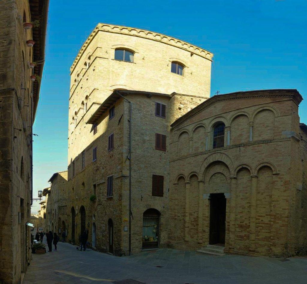 Appartementi Casa la Torre - Nomipesciolini