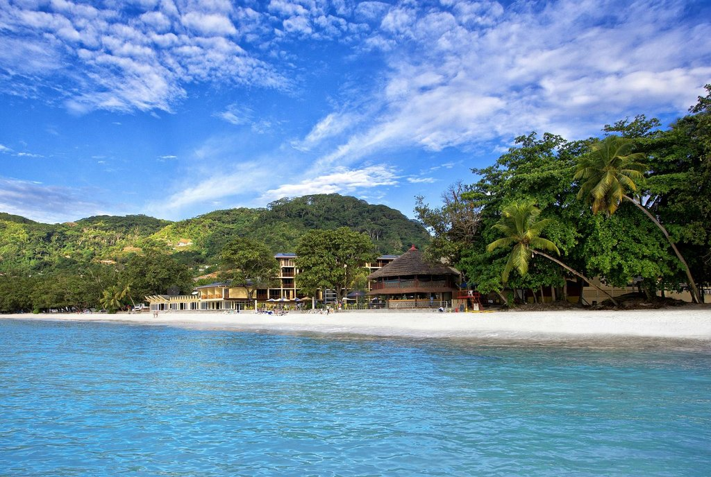Coral Strand Smart Choice Hotel Seychelles