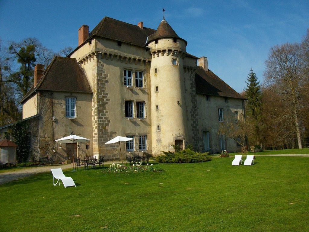 Chateau de la Chassagne