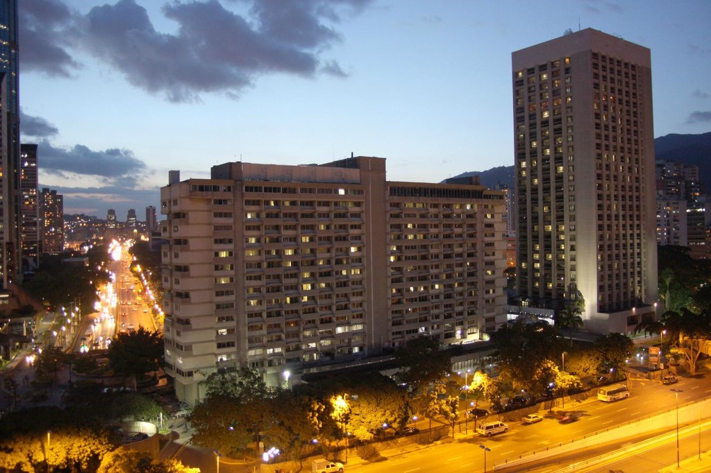 ホテル アルバ カラカス