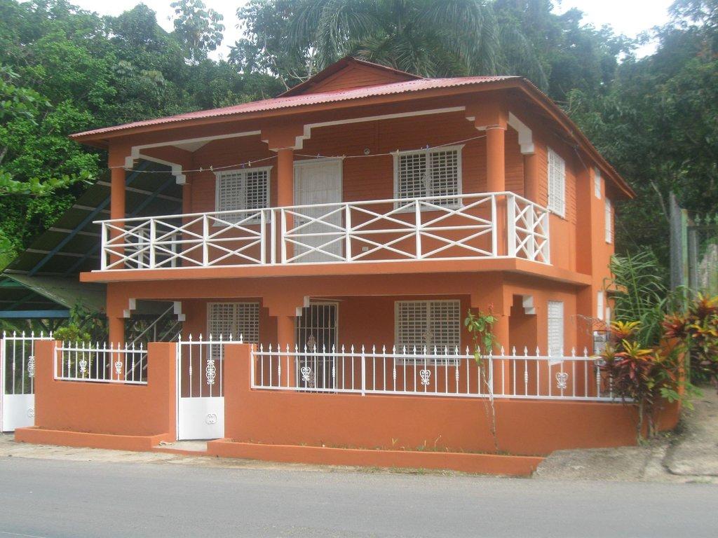 Auberge Mi Paraiso Tropical