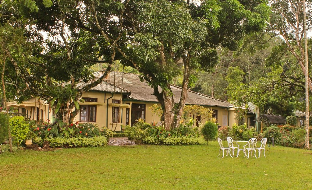 Ancoombra Tea Estate Bungalow
