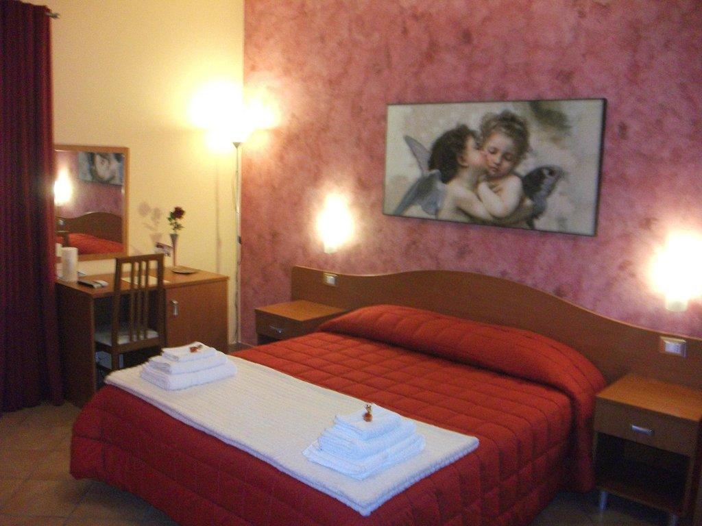 B & B Castelbuono Donjon