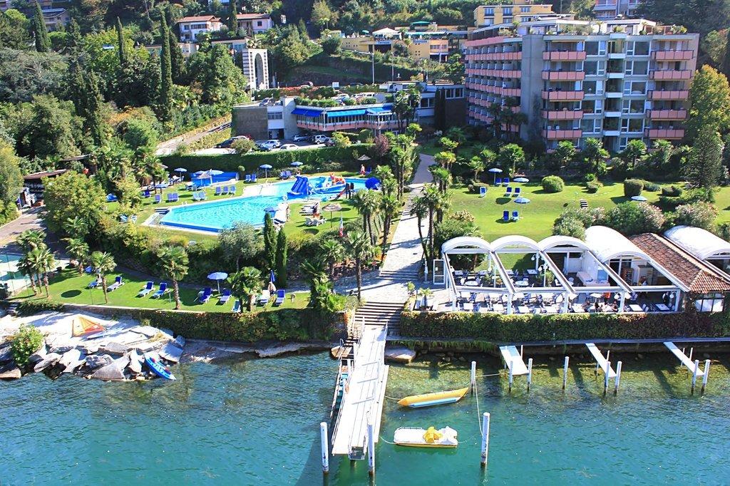 Hotel Lago Di Lugano