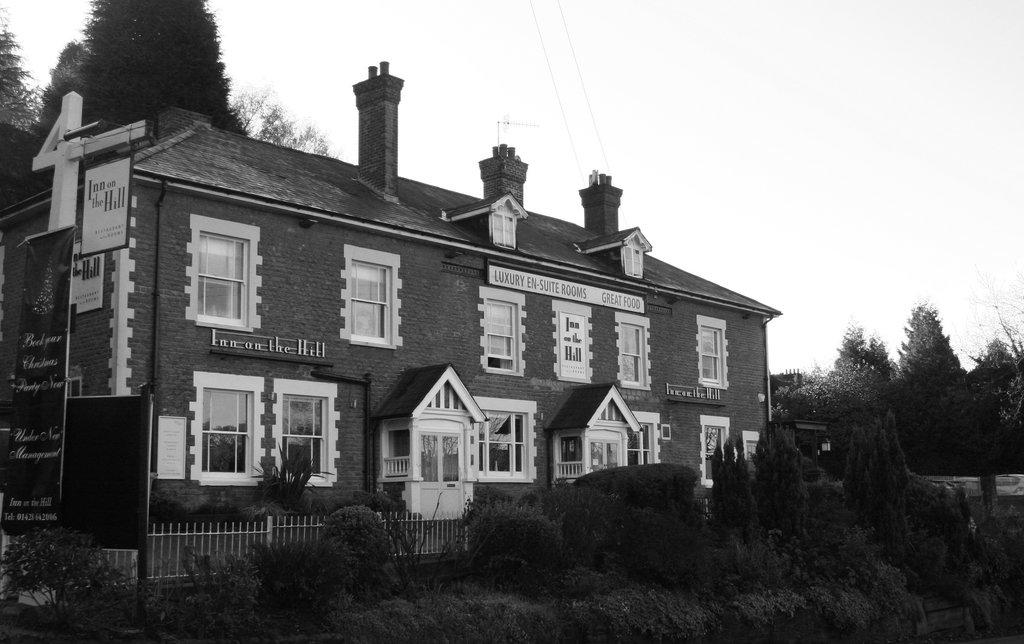 Inn on the Hill