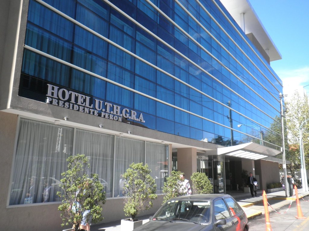 Uthgra Mar Del Plata, Hotel Presidente Peron