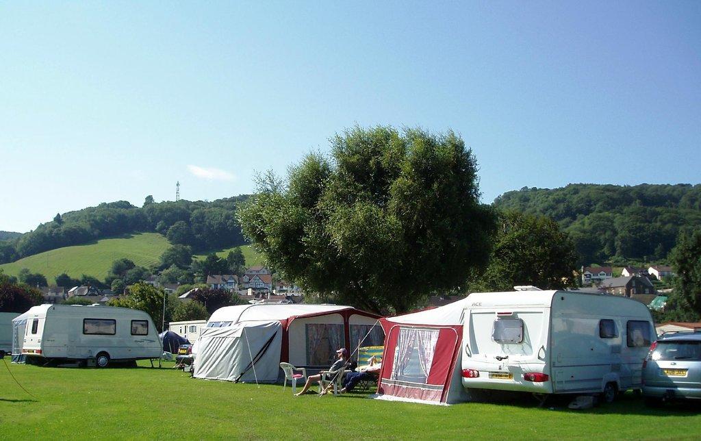 Porlock Caravan and Camping Park