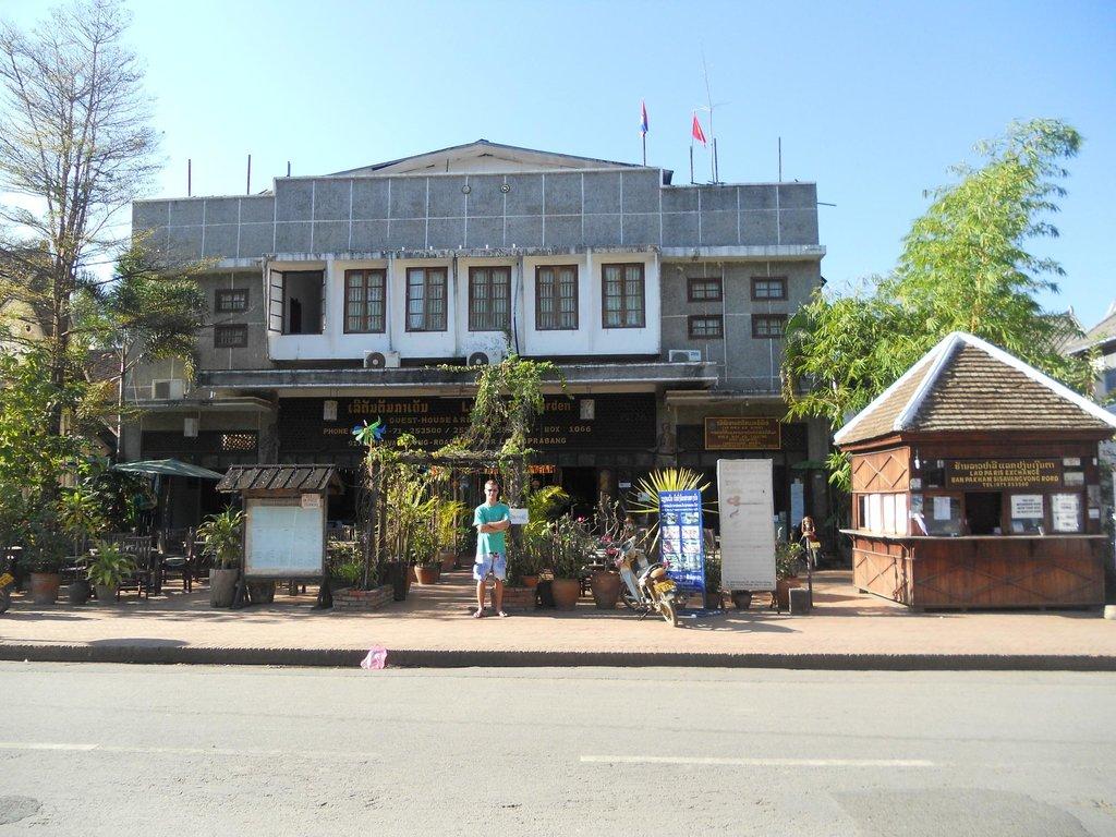 Le Tam Tam Garden Guesthouse
