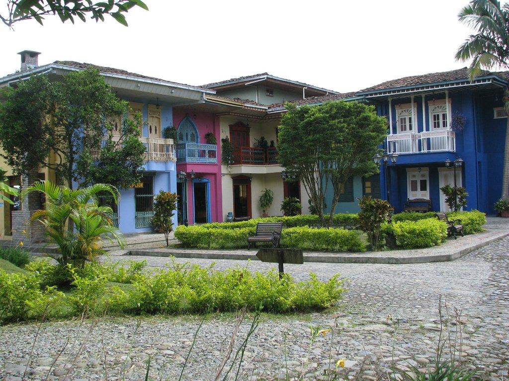 Hotel Campestre El Eden Country Inn
