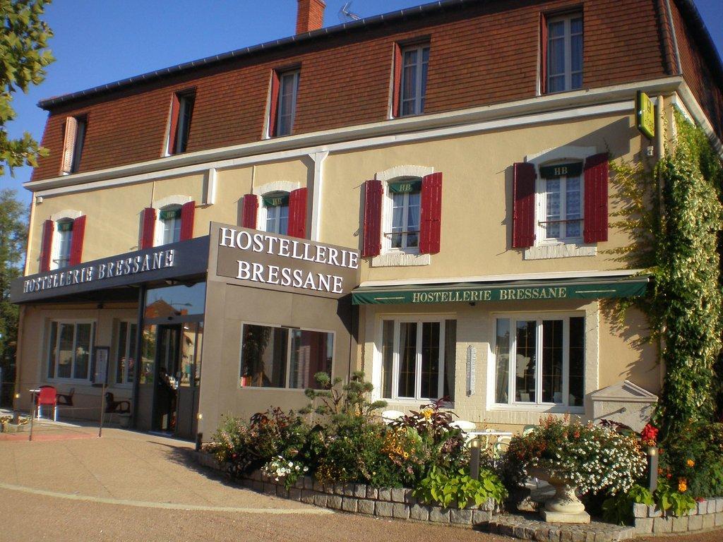 Hostellerie Bressane