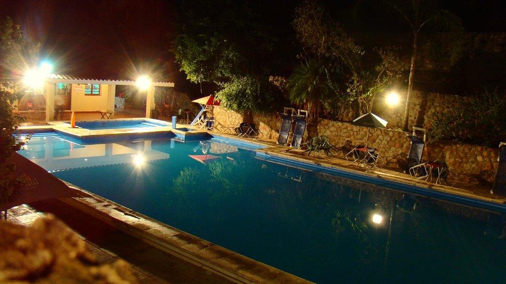 Hotel Termas de Rosario de la Frontera
