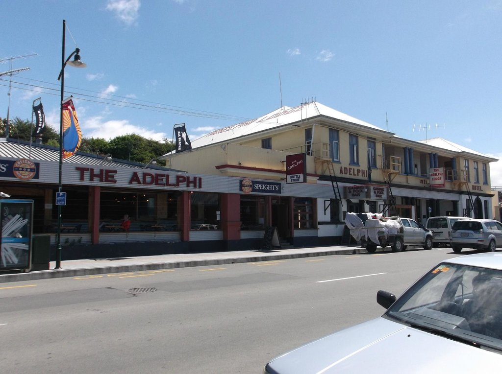 Adelphi Lodge Backpackers
