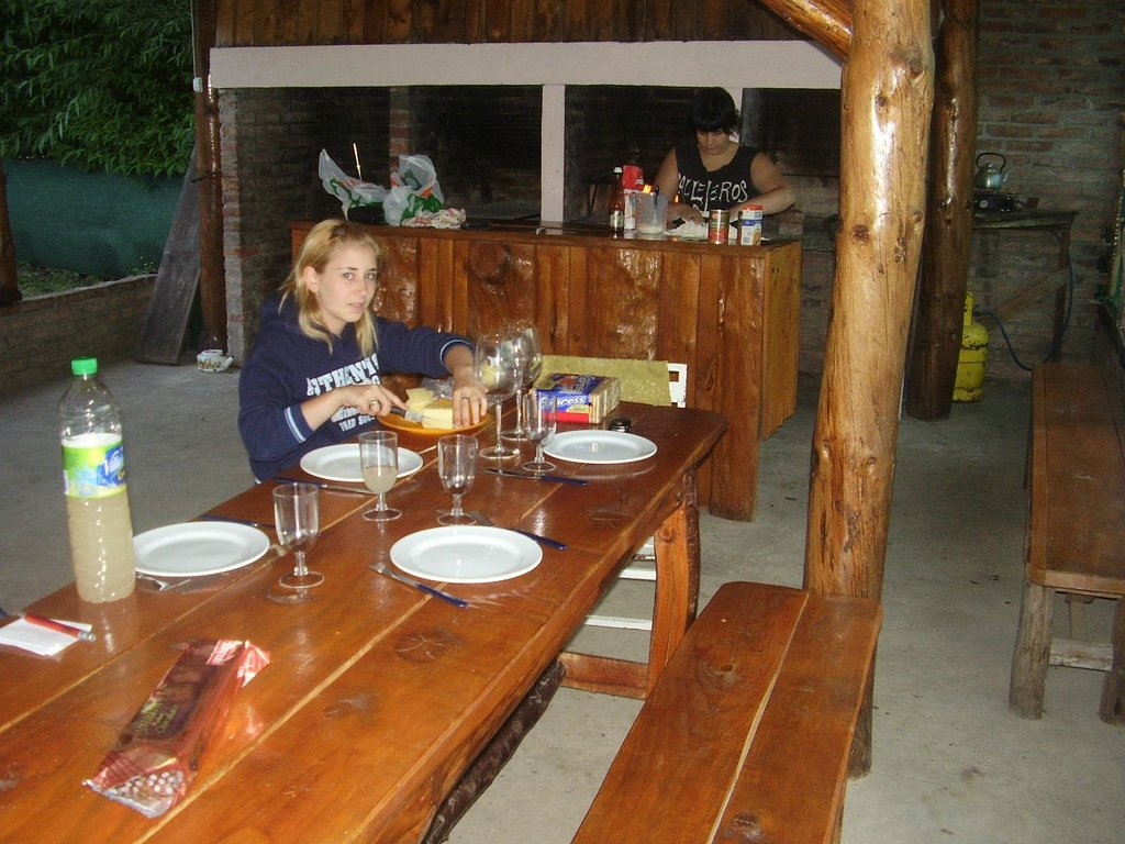 Camping Albergue Ailin Co