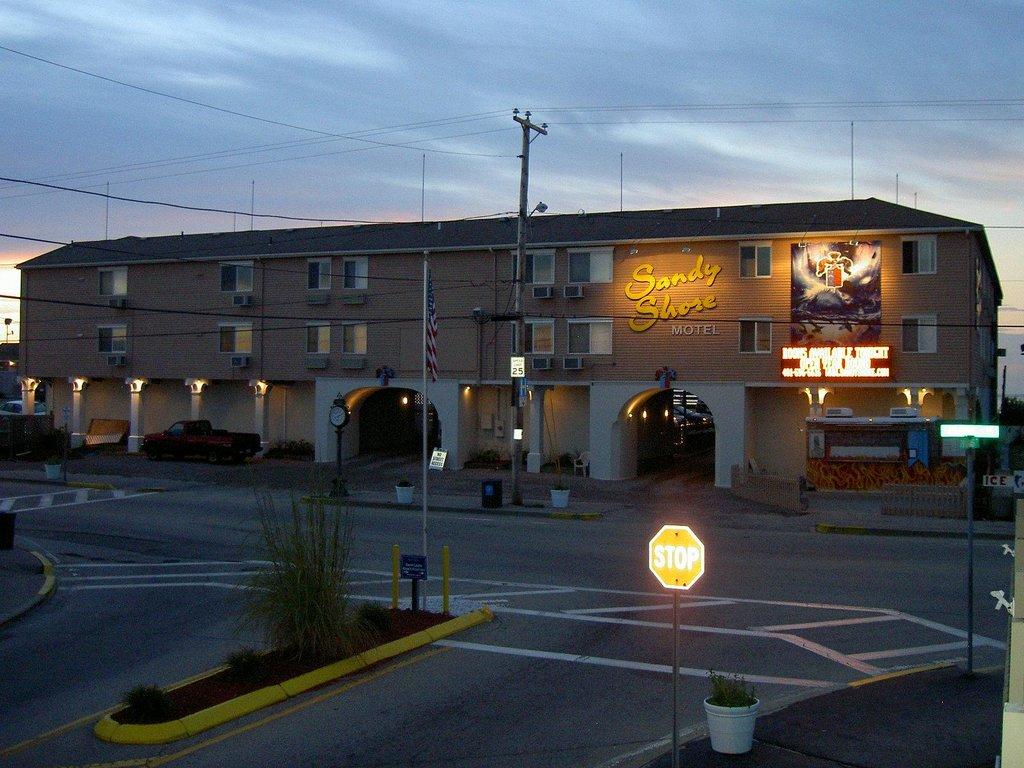 桑迪肖爾斯汽車旅館