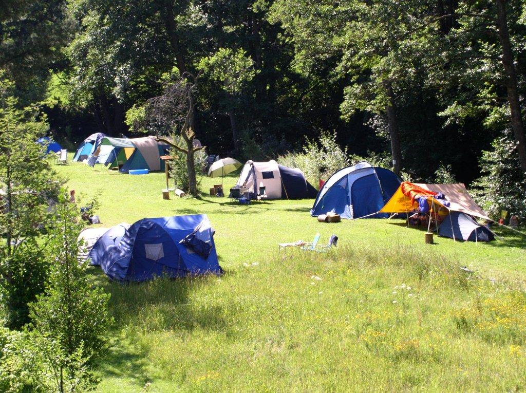 Camping Muellerwiese