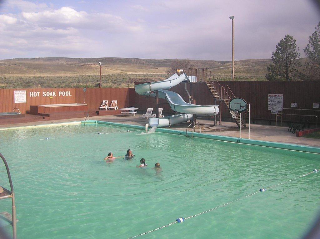 Nat-Soo-Pah Hot Springs & RV Park