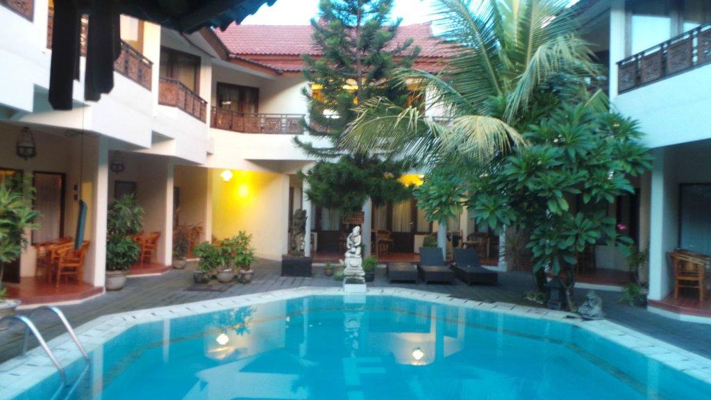 โรงแรมฟลอร่าคูตาบาหลี