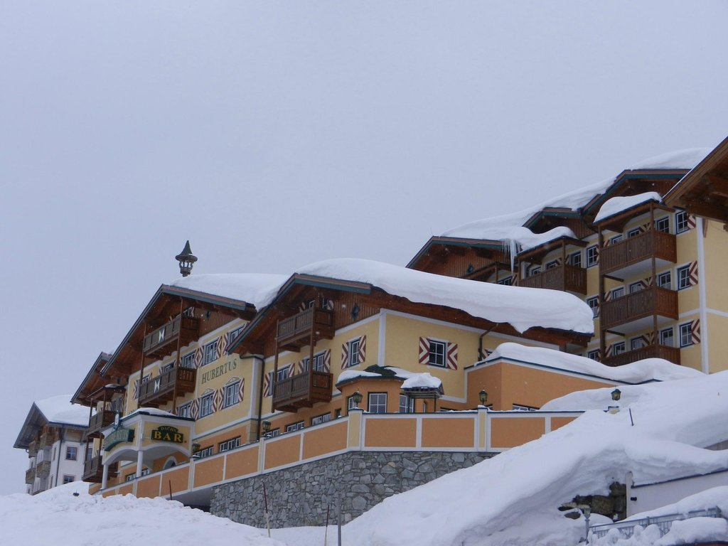 Apparthotel Hubertus