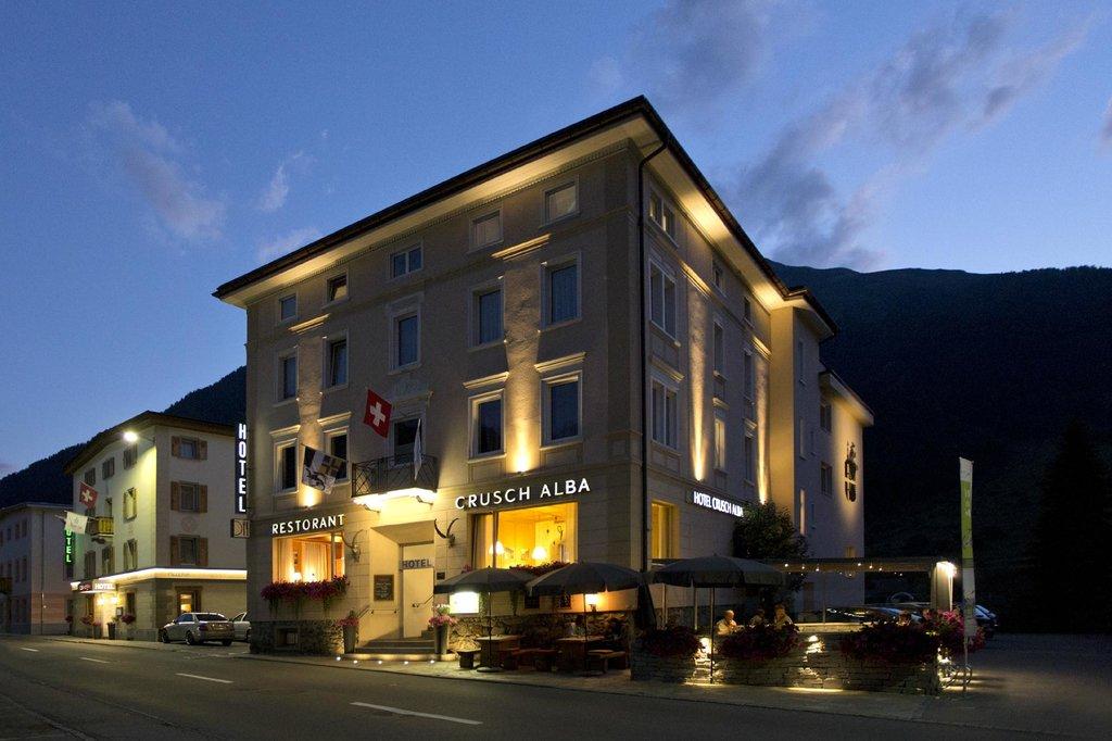 Hotel Crusch Alba
