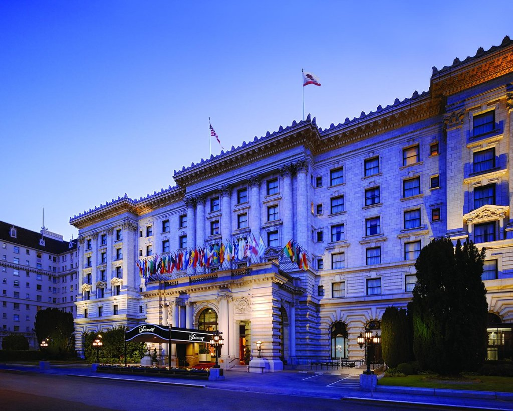 ‪Fairmont San Francisco‬