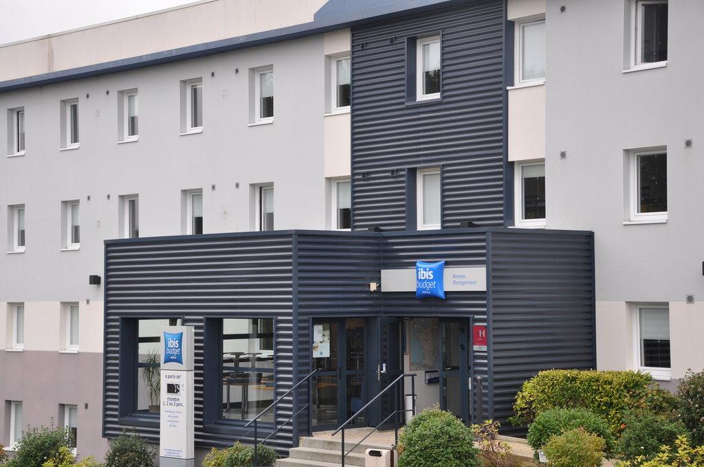 Ibis Budget Rennes Route de Saint Malo