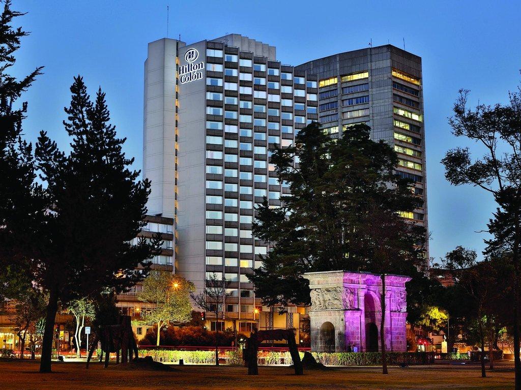 希尔顿科隆基多酒店