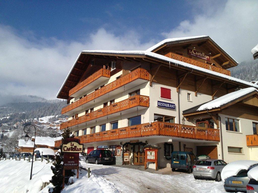 Hotel Restaurant le Castellan