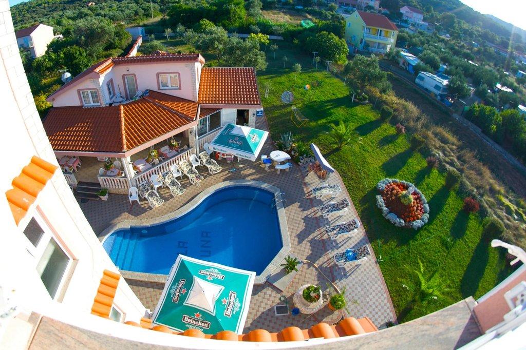 Villa Kruna and Palma