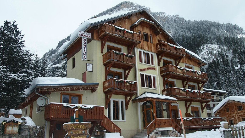 Chalet Hôtel Montana