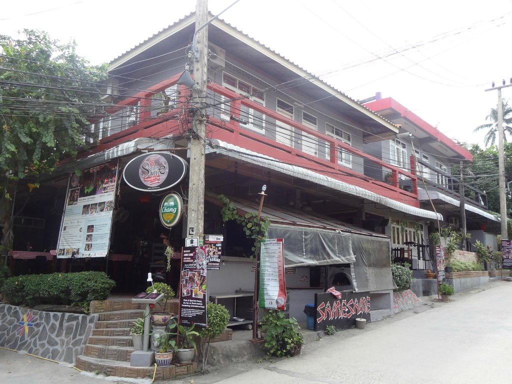 Same Same Guesthouse, Bar & Restaurant