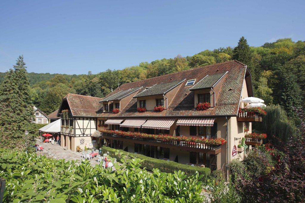 Domaine Le Moulin Hotel