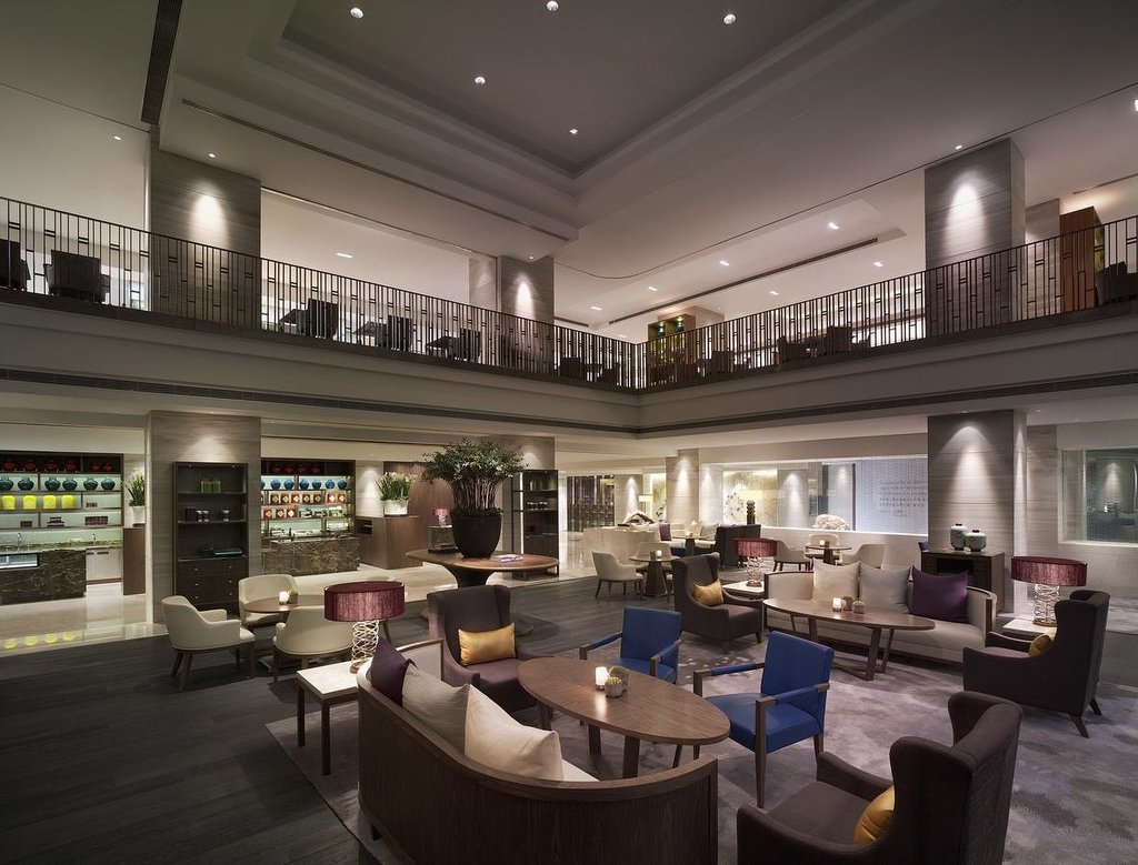 ニュー ワールド メイフェア ホテル上海