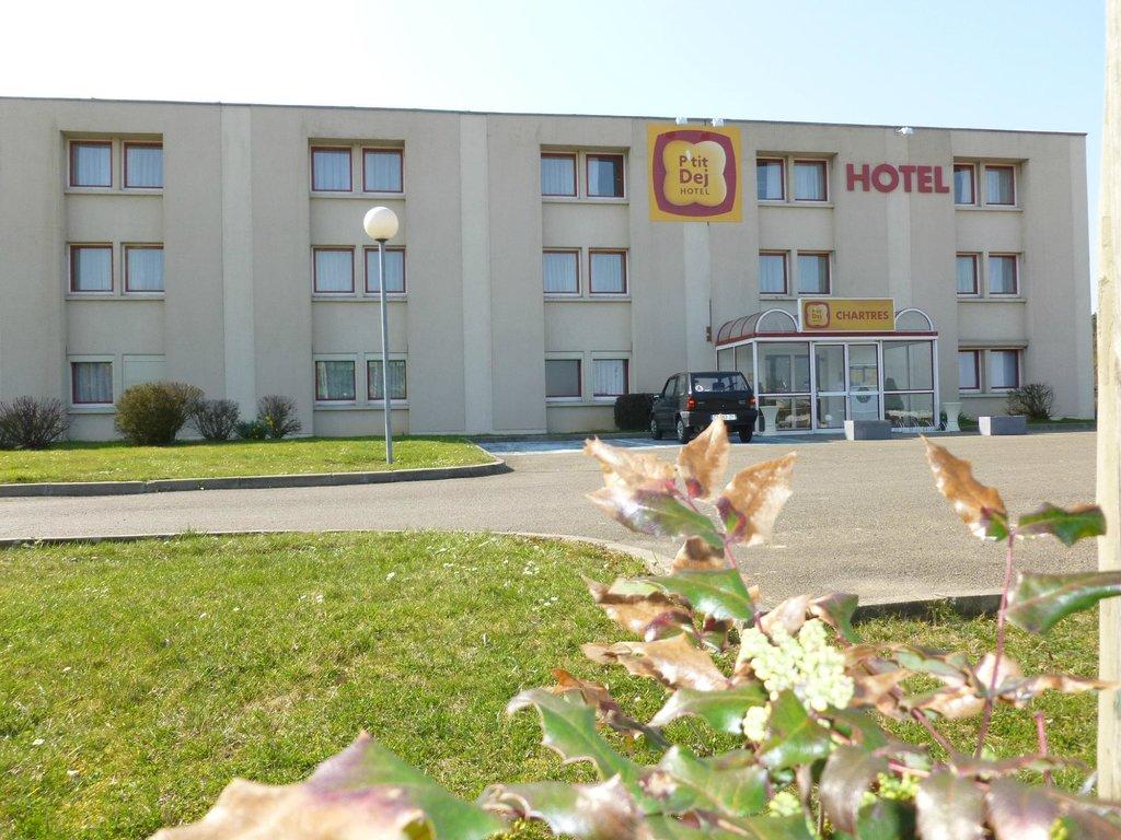 Ptit Dej-hotel Chartres