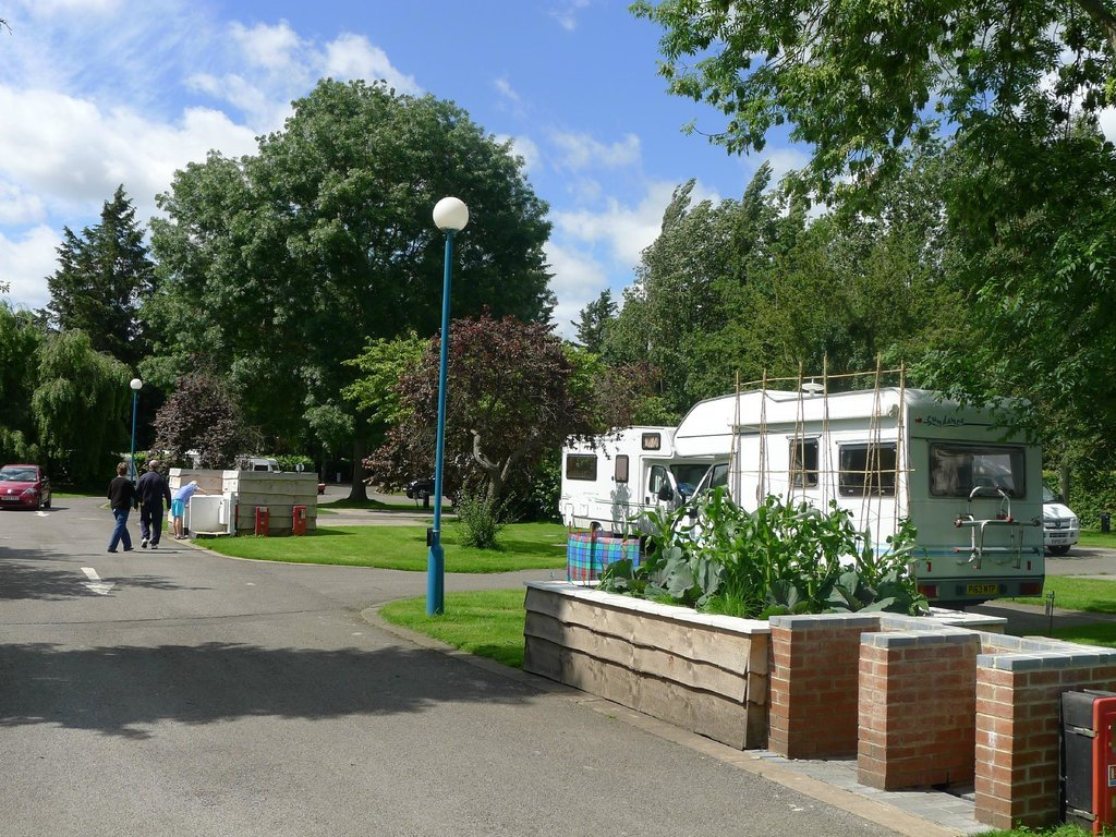 Bath Marina and Caravan Park