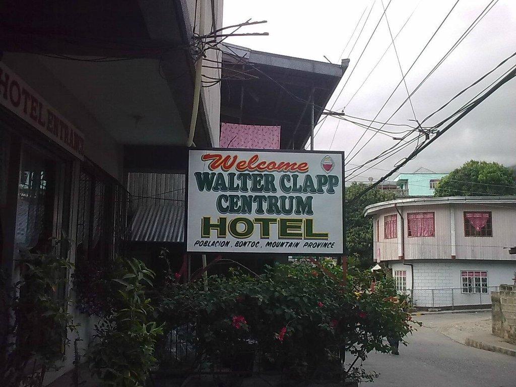 Walter Clapp Centrum Hotel