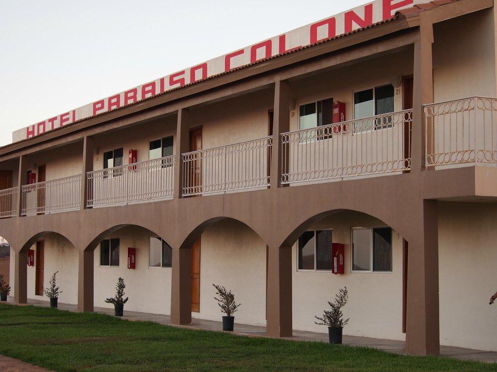 Hotel Paraiso Colonet