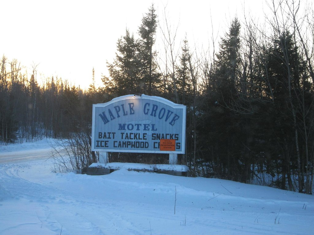 Maple Grove Motel